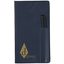 View a larger, more detailed picture of the Monthly Pocket Planner w Pen - Opaque - Academic