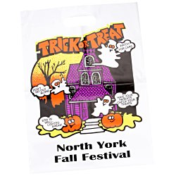 View a larger, more detailed picture of the Halloween Bag - House