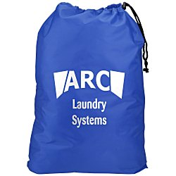 View a larger, more detailed picture of the Basic Utility Drawcord Bag