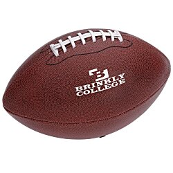 View a larger, more detailed picture of the Full Size Synthetic Leather Football