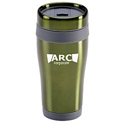 View a larger, more detailed picture of the Sunset Stainless Steel Tumbler - 15 oz - 24 hr