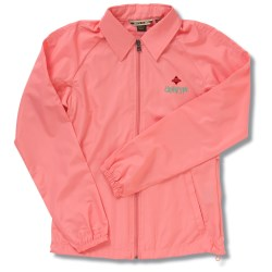 View a larger, more detailed picture of the Lightweight Vented Jacket - Ladies