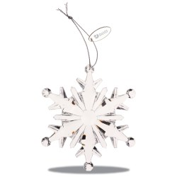 View a larger, more detailed picture of the Snowflake Ornament