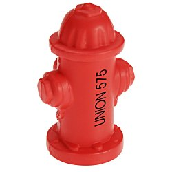 View a larger, more detailed picture of the Stress Reliever - Fire Hydrant