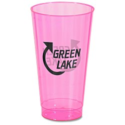 View a larger, more detailed picture of the Brite Lite Cup - 16 oz - Low Qty