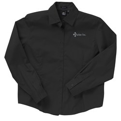 View a larger, more detailed picture of the Braddock Easy Care Dress Shirt - Ladies 