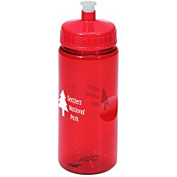 View a larger, more detailed picture of the Mini Mountain Sport Bottle - 22 oz