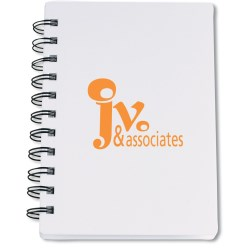 View a larger, more detailed picture of the 3 in 1 Notebook - Opaque