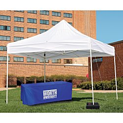 View a larger, more detailed picture of the Standard 10 Event Tent - Outdoor Event Kit
