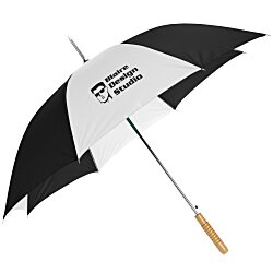 View a larger, more detailed picture of the Auto Open Sport Umbrella - 48 - 24 hr