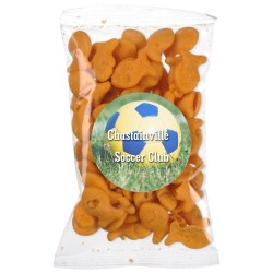 View a larger, more detailed picture of the Tasty Bites - Goldfish Crackers