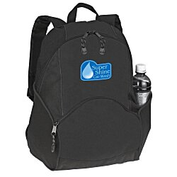 View a larger, more detailed picture of the On-the-Move Backpack - Full Color