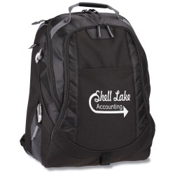 View a larger, more detailed picture of the Life in Motion TSA Laptop Backpack