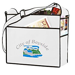 View a larger, more detailed picture of the Ultimate Tote Bag - 14 x 16 - Full Color