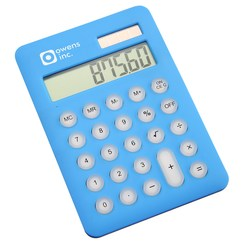 View a larger, more detailed picture of the New Edge 8-Digit Calculator