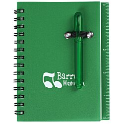 View a larger, more detailed picture of the All-in-One Mini Notebook - 24 hr
