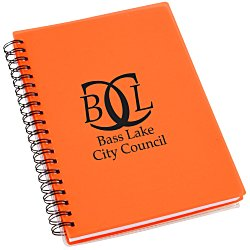 View a larger, more detailed picture of the Pocket Buddy Notebook - 24 hr