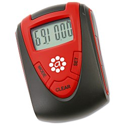View a larger, more detailed picture of the Basic Pedometer - 24 hr