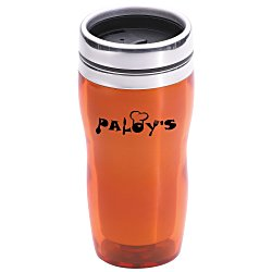 View a larger, more detailed picture of the Translucent Curvy Tumbler - 16 oz - 24 hr