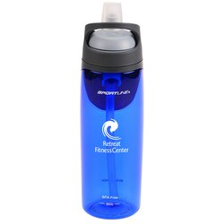 View a larger, more detailed picture of the HydraCoach Sport Bottle - 22 oz