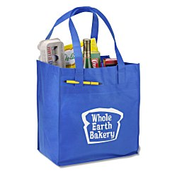 View a larger, more detailed picture of the Deluxe Grocery Shopper - 15 x 13