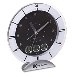 View a larger, more detailed picture of the Tempo Clock n Calendar
