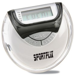 View a larger, more detailed picture of the Mini Mode Pedometer