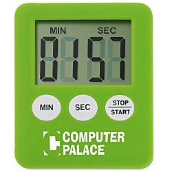 View a larger, more detailed picture of the Tiny Tot Magnetic Timer