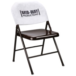 View a larger, more detailed picture of the Non-Woven Polypropylene Chair-Back Cover