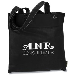 View a larger, more detailed picture of the 100 Recycled PET Lake Convention Tote