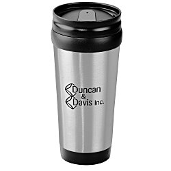 View a larger, more detailed picture of the Stainless Steel Tumbler - 15 oz - 24 hr