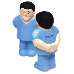 View a larger, more detailed picture of the Stress Reliever - Healthcare - Male - 24 hr