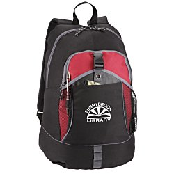 View a larger, more detailed picture of the Escapade Backpack - Screen