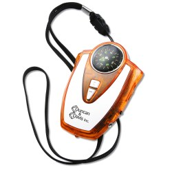 View a larger, more detailed picture of the FM Scan Radio w Compass Closeout