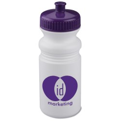View a larger, more detailed picture of the Basics Sport Bottle - 20 oz