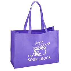 View a larger, more detailed picture of the Basics Tote Bag