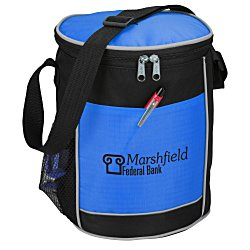 View a larger, more detailed picture of the Deluxe Round Kooler Bag