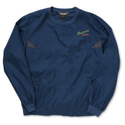 View a larger, more detailed picture of the North End Lightweight Crew Neck Windshirt