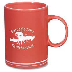 View a larger, more detailed picture of the Piccadilly Mug - 13 oz - Closeout