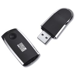 View a larger, more detailed picture of the Laser Pointer USB Drive - 1GB - 24 hr