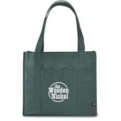 View a larger, more detailed picture of the Compartment Tote - 12 x 14