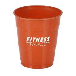 View a larger, more detailed picture of the Colorware Plastic Cup - 12 oz - Low Qty