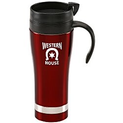 View a larger, more detailed picture of the Sierra Travel Mug - 16 oz