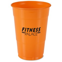 View a larger, more detailed picture of the Colorware Plastic Cup - 16 oz - Low Qty