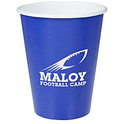 View a larger, more detailed picture of the Colorware Paper Cup - 9 oz - Low Qty