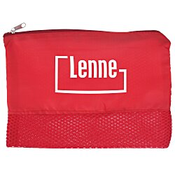 View a larger, more detailed picture of the Mesh Vanity Bag