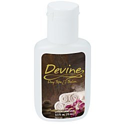View a larger, more detailed picture of the Hand Sanitizer Lotion - 1 2 oz