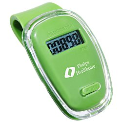 View a larger, more detailed picture of the Fitness First Pedometer