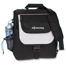 View a larger, more detailed picture of the Vertical Design Laptop Bag