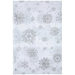 View a larger, more detailed picture of the Tissue Paper - Snowflakes